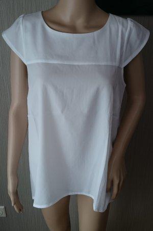 Bluse Weiß. Größe 40