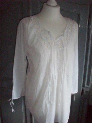Alba Moda Blouse white cotton