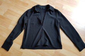 Bluse Zara schwarz