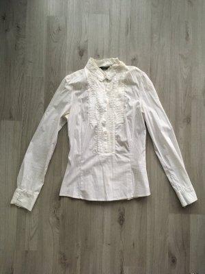 Bluse Zara  weiß - Gr. 36