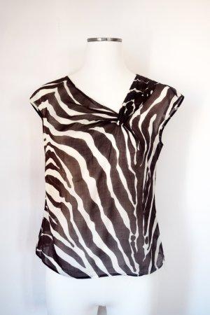 Bluse Zebra Hugo Boss