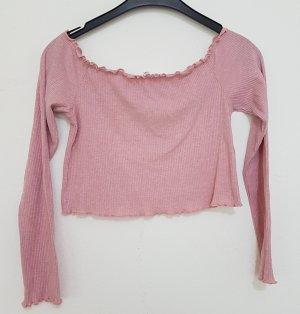 Lange blouse veelkleurig