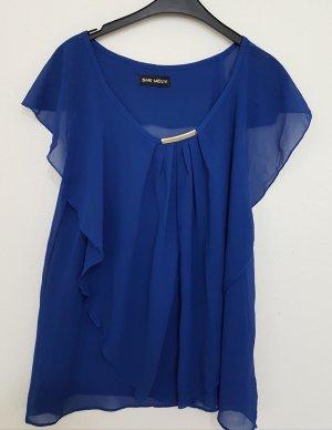 Blusa blu