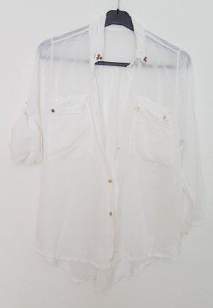 Blusen Hemd vintage gr 36