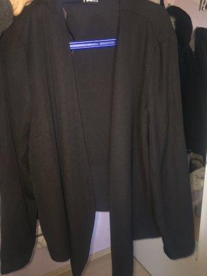 Gina Tricot Veste chemisier noir