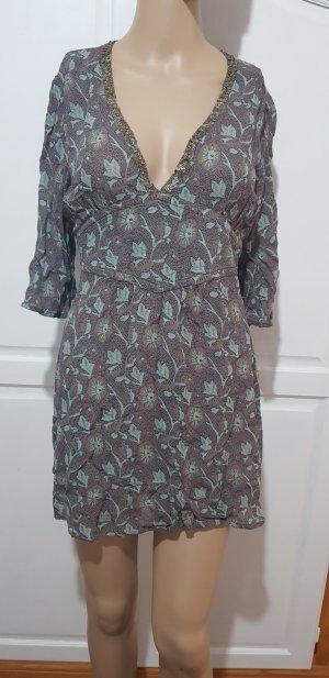 blusen kleid tunika