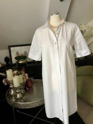 Blusen Kleid weiß gr 40