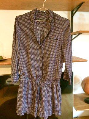 Blusen Overall gemustert Zara Größe XS