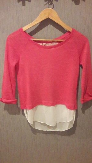 Bershka Empiècement de blouses multicolore