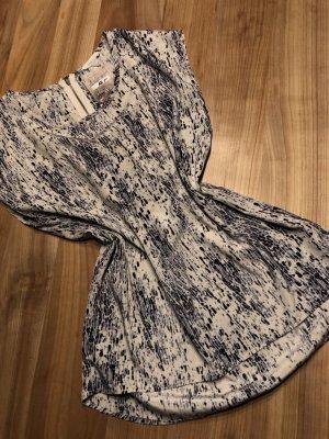 Blusen-Shirt - creme - 36