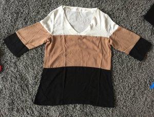 Blusen shirt gestreift