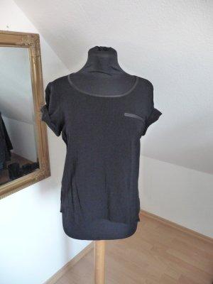 Blusen Shirt schwarz M