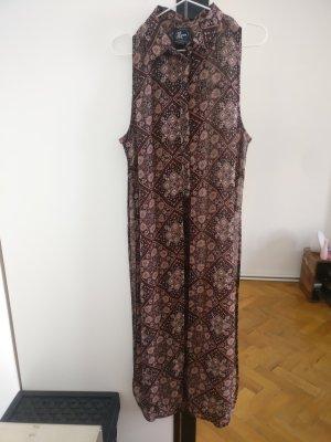 Blusen Top Kaftan mit orientalischem Muster