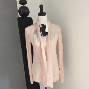 Vero Moda Blusa crema-rosa antico