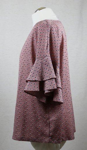 Violeta Tunique-blouse multicolore polyester