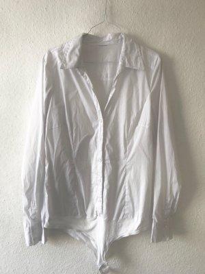 Vero Moda Blusa tipo body blanco