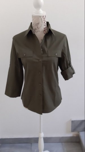 Apart Shirt Blouse olive green