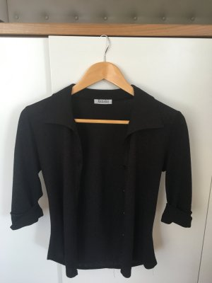 Xanaka Veste chemise noir