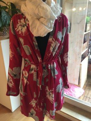 MS Moda Lange blouse veelkleurig Katoen