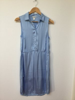 H&M Blouse Dress azure