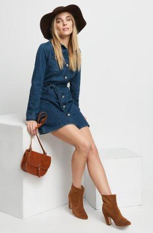 Blusenkleid aus Denim/Aktuelle Kollektion Herbst 2017