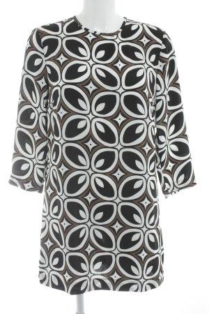 Blusenkleid Aztekenmuster Business-Look