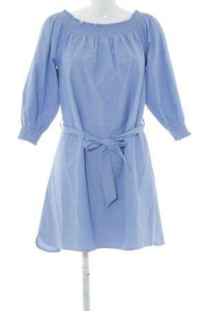 Sparkz Blusenkleid blauviolett klassischer Stil