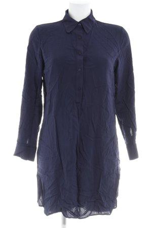 Blusenkleid dunkelblau Casual-Look