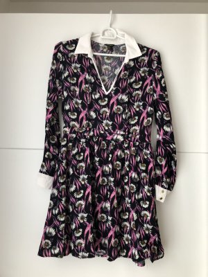 Forever 21 Blouse Dress multicolored