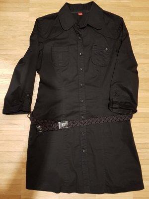 Blusenkleid Hemdkleid