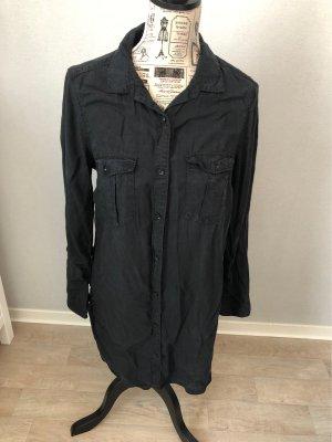 Blusenkleid in Jeansoptik Gr. 40 von H&M