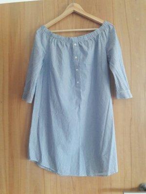 Blusenkleid Kleid schulterfrei