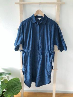 Blusenkleid lässig Leinen