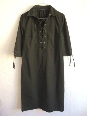 Blusenkleid mit Schnürung
