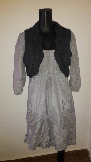 Blusenkleid + Strickweste * edc*