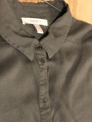 Blusenkleid Tunika Blusen Kleid * neuwertige Hemdbluse von Esprit Bluse Longbluse Gr. 42 L 2018 gekauft Long Bluse Hemd oversize oversized