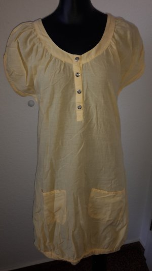 Vero Moda Blouse Dress yellow