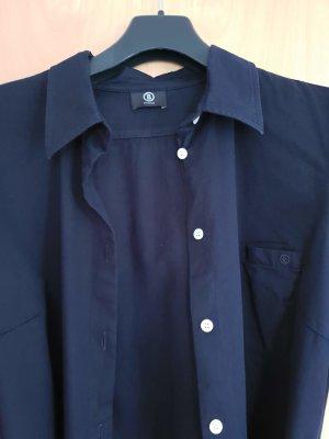 Bogner Vestido camisero negro Algodón