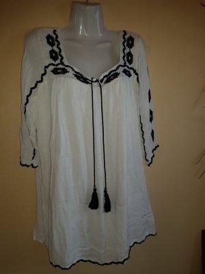 Blusenkleid von Boohoo