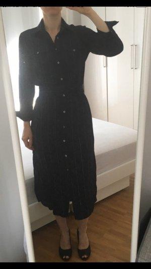 Blusenkleid von Ralph Lauren mit Gürtel e