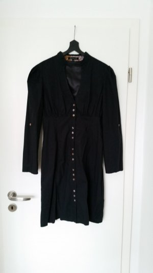 St-martins Blouse Dress black