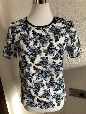 Blusenshirt / Bluse / Shirt mit Blumen von Tally Weijl - Gr. 36