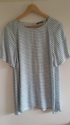 Blusenshirt in A Linie