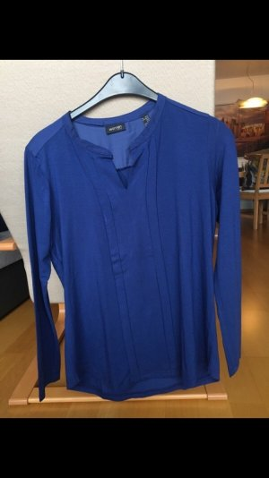 Blusenshirt in tollem blau