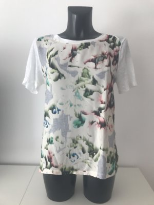 Blusenshirt mit Floralemmuster