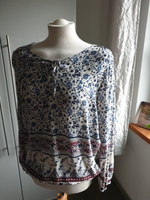 Blusenshirt mit Muster
