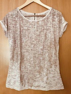 T-Shirt nude cotton