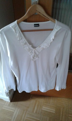 Chillytime Tunique-blouse blanc
