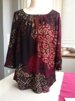 More & More Slip-over blouse veelkleurig Polyester
