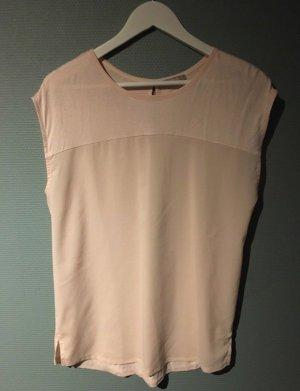 Blusenshirt rosa Orsay
